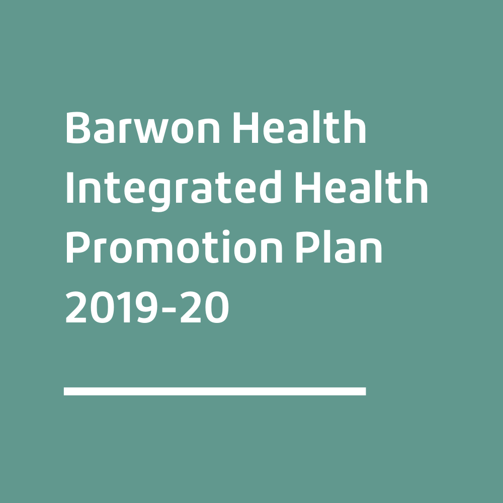 BH IHP Plan Related Link